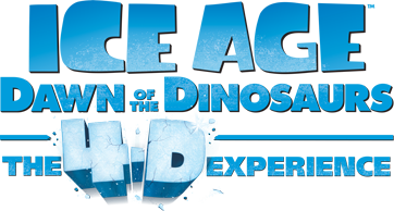Ice Age Dawn of the Dinosaurs, the 4-D Experience
