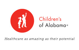 Children's of Alabama. Healthcare as amazing as their potential.
