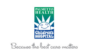 Palmetto Health Children's Hospital. Because the best care matters.