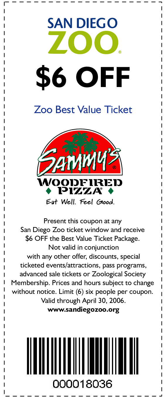 Granby zoo discount coupons