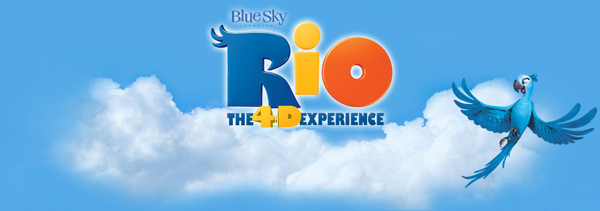 Rio the 4-D Experience